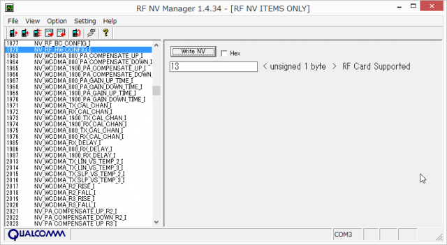 SnapCrab_RF NV Manager 1434 - [RF NV ITEMS ONLY]_2015-2-8_15-56-41_No-00